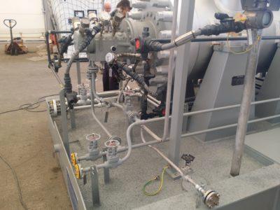 Final inspection Jazan Refinery Project