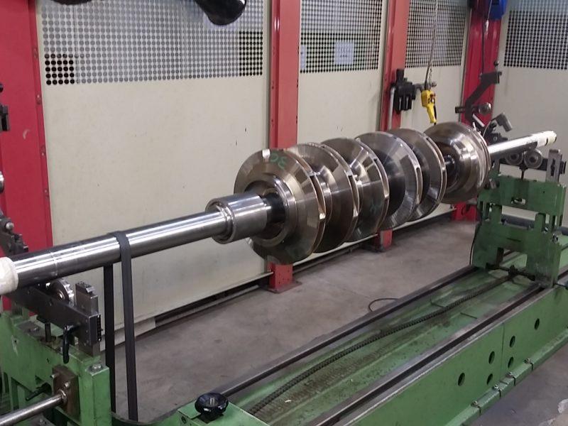 balancing rotor
