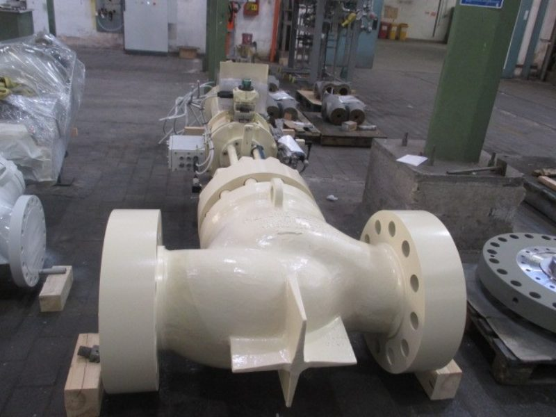 Overview of valve 8201203